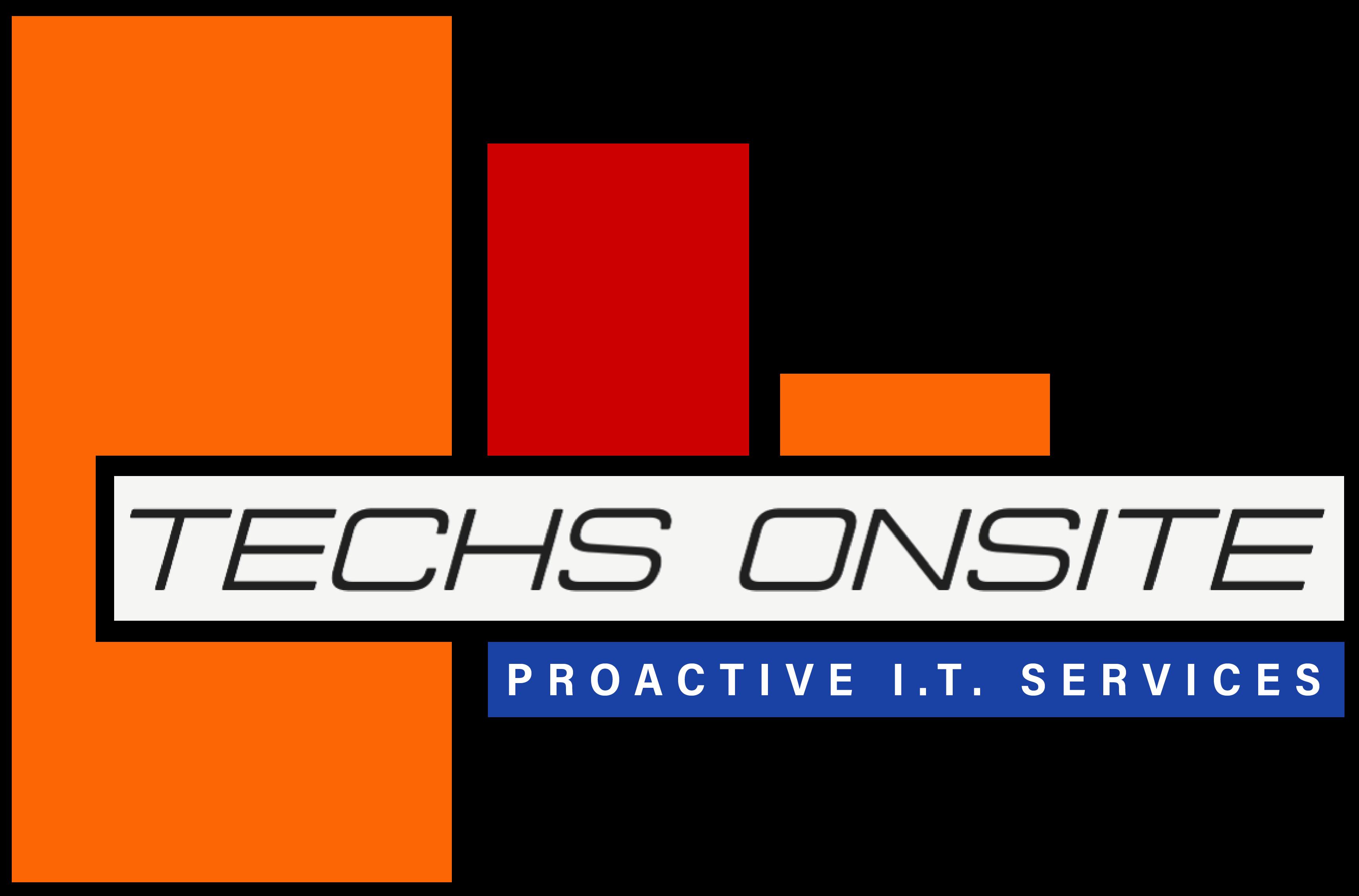 Techs Onsite